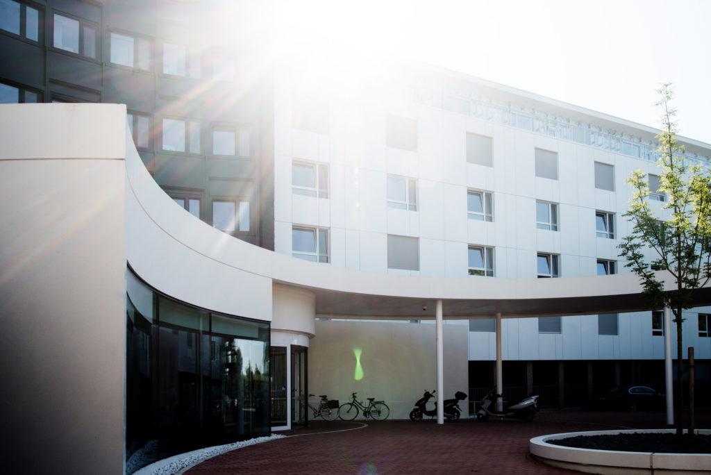Sint-Augustinus ziekenhuis Veurne